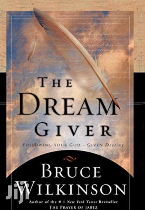 The Dream Giver-bruce Wilkinson