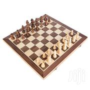 3 In 1 Wooden Chess/Checkers/Backgammon | Books & Games for sale in Nairobi, Nairobi Central