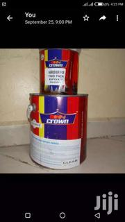 Epoxy Resin(From Crown Paints) | Building Materials for sale in Kajiado, Kitengela