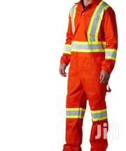 Orange Overalls With Reflective Strips | Clothing for sale in Nairobi, Nairobi Central