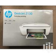 HP Deskjet 2130 All-In-One Printer - Print, Scan, Copy- White | Computer Accessories  for sale in Kisumu, Market Milimani