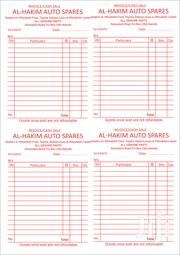 Customised Receipt Books | Computer & IT Services for sale in Nairobi, Nairobi Central