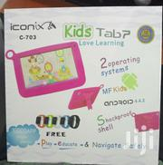 "Iconix C703 - Kids Tablet 7"" - 8GB ROM512MB RAM - 0.3MP Camera 