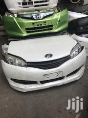 Toyota Wish 2010 Bumper And Bonnet | Clothing Accessories for sale in Nairobi, Nairobi Central