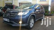 Honda CR-V 2012 EX 4dr SUV (2.4L 4cyl 5A) Blue | Cars for sale in Nairobi, Nairobi Central