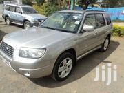Subaru Forester 2005 Silver | Cars for sale in Narok, Kilgoris Central