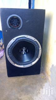 Old Skul Powerful Sony 1000watts Crazy Basswoofer | Vehicle Parts & Accessories for sale in Siaya, Siaya Township