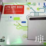 Huawei B593 Unlocked 4G LTE CPE Industrial Wifi Router(White)   Computer Accessories  for sale in Nairobi, Nairobi Central