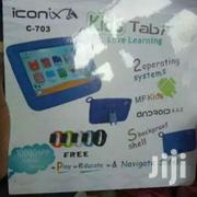"Iconix C703 - Kids Tablet - 7"" - 8GB ROM - Dual Core - 512MB RAM Wi-fi 