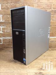Powerful HP Z400 Workstation Xeon Quad‑Core Gaming PC Desktop Computer | Laptops & Computers for sale in Nairobi, Nairobi Central