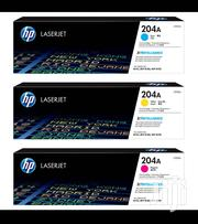 HP 204A Original Laserjet Toner Cartridge Cf510a Cf511a Cf512a Cf513a | Computer Accessories  for sale in Nairobi, Nairobi Central
