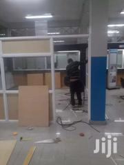 Aluminium-glass/MDF Boards Fit Outs/Partitions   Building & Trades Services for sale in Nairobi, Nairobi Central