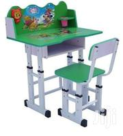 Kids Studying Table And Chair | Children's Furniture for sale in Nairobi, Ngara