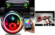 RGB Bluetooth LED Headlights: For Toyota/Landrover/Jeep/Vw | Vehicle Parts & Accessories for sale in Nairobi, Nairobi Central