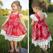 Lace Like Dress | Children's Clothing for sale in Mombasa, Shimanzi/Ganjoni