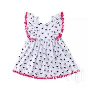 Cotton Girl Dress | Children's Clothing for sale in Mombasa, Shimanzi/Ganjoni