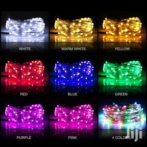 Multi Coloured One Colour Led Lights 10mtrs Long