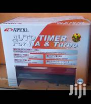 Brand New Apexi Car Turbo Timer New Tin Shop | Vehicle Parts & Accessories for sale in Nairobi, Nairobi Central