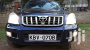 Toyota Land Cruiser Prado 2006 Blue | Cars for sale in Nairobi, Ngara