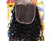 Curly 4*4 Human Closure | Hair Beauty for sale in Nairobi, Nairobi Central