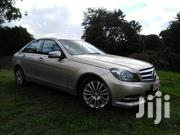 Mercedes-Benz C200 2011 Gold | Cars for sale in Nairobi, Kileleshwa
