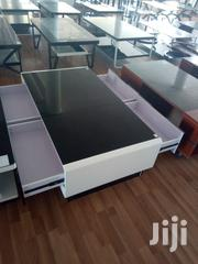 White and Black Coffee Table | Furniture for sale in Nairobi, Harambee