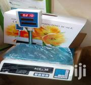 Authentic Digital Weighing Scales Acs-30 Acs-100 | Store Equipment for sale in Nairobi, Nairobi Central