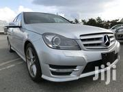 New Mercedes-Benz C200 2012 Silver | Cars for sale in Mombasa, Tononoka