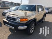 New Toyota FJ Cruiser 2012 4x4 Automatic Beige | Cars for sale in Nairobi, Parklands/Highridge