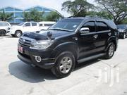 New Toyota Fortuner 2012 Black | Cars for sale in Nairobi, Parklands/Highridge