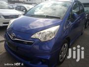 Toyota Ractis 2012 Blue | Cars for sale in Mombasa, Tudor