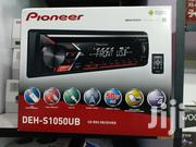 Pioneer DEH-S1050UB Car Radio With Usb/Aux/Fm/CD | Vehicle Parts & Accessories for sale in Nairobi, Nairobi Central