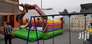 Bouncing Castle Trampoline And Chairs For Hire