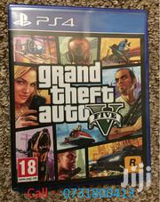 New GTA 5 Game For Ps4 On Sale   Video Games for sale in Nairobi, Nairobi Central