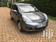 Nissan Note 2011 Gray | Cars for sale in Nairobi, Roysambu
