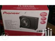TS-SWX2502 Pioneer 10inch Shallow-mount Preloaded Enclosed Sub 1200w | Vehicle Parts & Accessories for sale in Nairobi