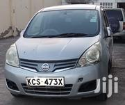 Nissan Note 2010 1.4 Silver | Cars for sale in Mombasa, Tudor