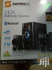 Sayona 2.1ch Woofer SHT-1156 BT Sub Woofer | Audio & Music Equipment for sale in Nairobi, Nairobi Central
