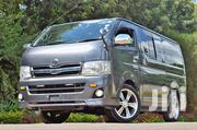 Toyota HiAce 2013 Gray | Cars for sale in Mombasa, Ziwa La Ng'Ombe