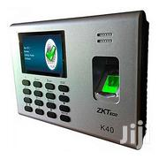 K40 Zkteco Time Attendance Terminal | Safety Equipment for sale in Mombasa, Majengo