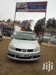 New Nissan Wingroad 2011 Silver | Cars for sale in Mandera, Township