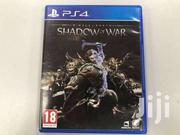Shadow Of War Ps4 | Video Game Consoles for sale in Nairobi, Nairobi Central