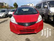 New Honda Fit 2012 Automatic Red | Cars for sale in Mombasa, Shimanzi/Ganjoni