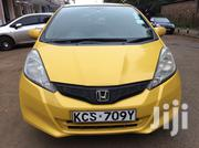 Honda Fit 2011 Automatic Yellow | Cars for sale in Nairobi, Nairobi Central