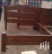 5x6 Bed Mahogany | Furniture for sale in Nairobi, Karen