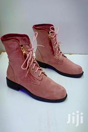 Carnato Zip-Up Boots Colors: *Blue, Black, Maroon, Brown and Peach | Shoes for sale in Nairobi, Nairobi Central