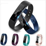 Bluetooth Fitness Sports Pedometer Smart Wristband Watch - 1 Pc | Watches for sale in Nairobi, Nairobi Central