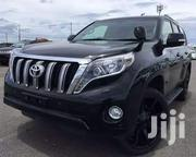 New Toyota Land Cruiser Prado 2014 Black | Cars for sale in Mombasa, Tononoka