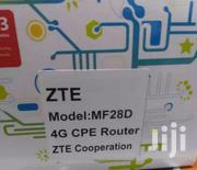 ZTE 4G Gsm And Lan Port Router Unlocked | Computer Accessories  for sale in Nairobi, Nairobi Central