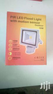 10W PIR LED Flood Light With Motion Sensor | Home Accessories for sale in Nairobi, Nairobi Central